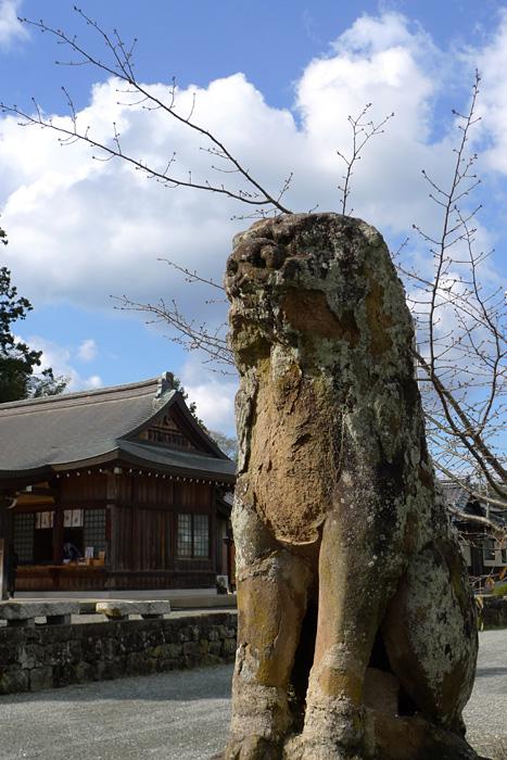 出雲の神社巡り  佐太神社  11