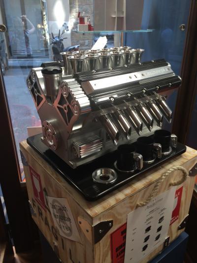 caffe machine