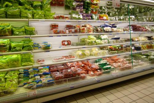 スーパーマーケット(イタリア) 2011