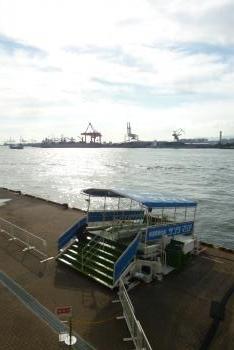 船着き場(サンタマリア)