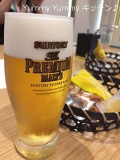 レシピブログ サントリービール工場 試飲ビール&おつまみ