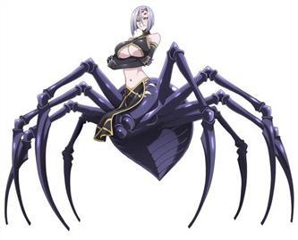モンスター娘のいる日常で一番人気なのが蜘蛛の娘らしいけど