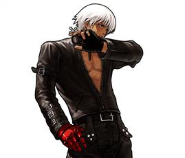 KOFのK'かっこいい【THE KING OF FIGHTERS】