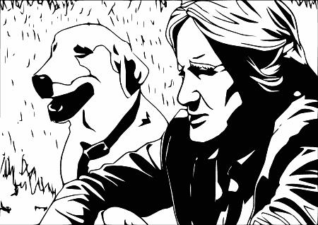 映画「マーリー 世界一おバカな犬が教えてくれたこと」観ました
