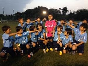 【3年生】第一回 横浜FC・NICHIDO CUP/@横浜FC東戸塚フットボールパーク/横浜市戸塚区/少年サッカー