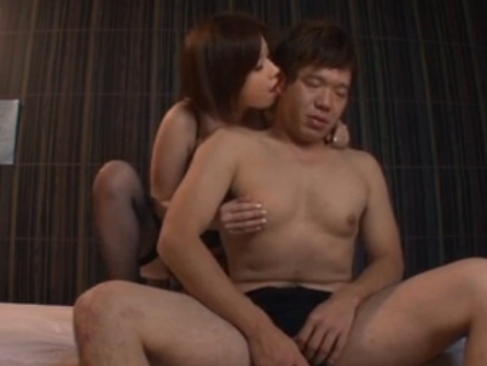 スゴテク風俗嬢がガーターズトッキング美脚で足コキに太腿コキの脚フェチDVD画像1