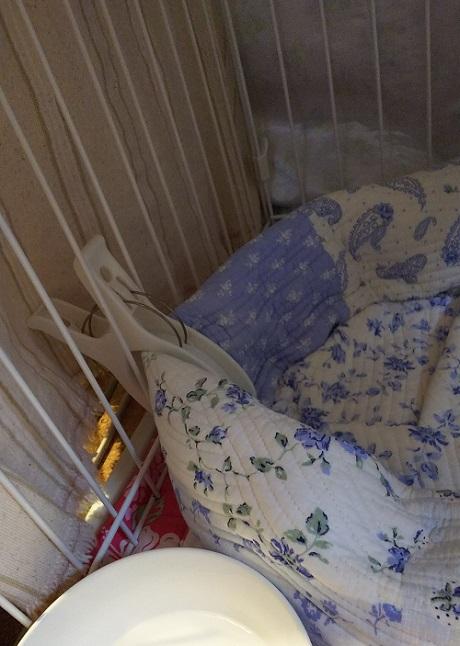 にののベッド