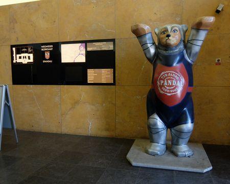 シュパンダウ熊 (2)