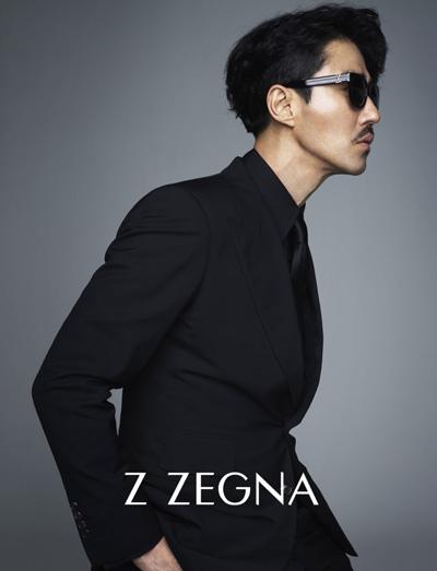 チャ・スンウォン ZEGNA