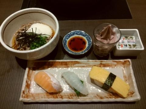 ゆず庵長岡店・H29 8 寿司2