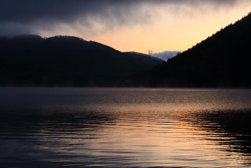 018A7191 然別湖畔