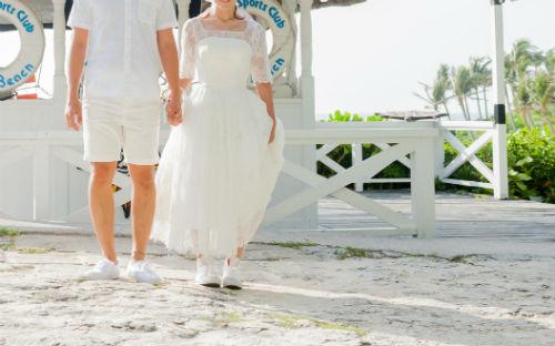 ブルームーンチャペル結婚式写真17