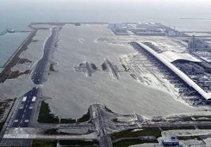 関西国際空港浸水
