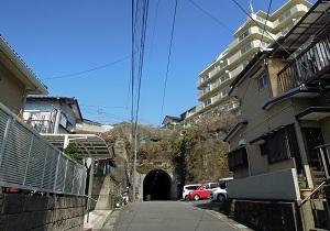 梅田隧道10