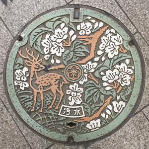 奈良マンホールの蓋blog02