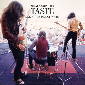 Live At The Isle Of Wight / Taste