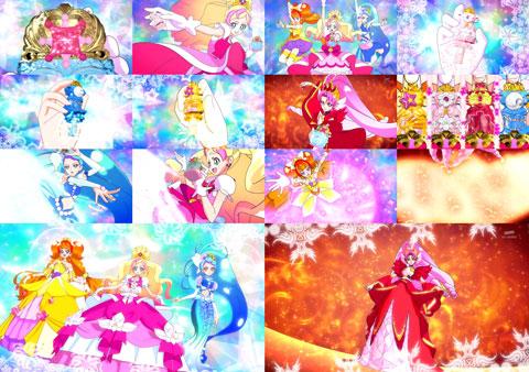 【Go!プリンセスプリキュア】第27回「ガンバレゆうき!応援ひびく夏祭り!」