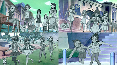 【HUGっと!プリキュア】第36話「フレフレ!伝説のプリキュア大集合!!」19