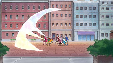 【HUGっと!プリキュア】第36話「フレフレ!伝説のプリキュア大集合!!」18