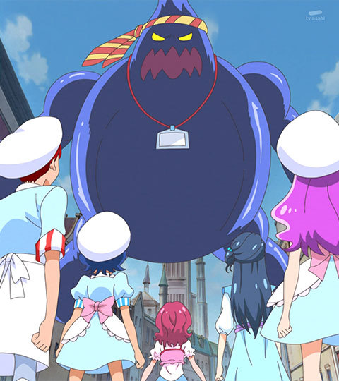 【HUGっと!プリキュア】第36話「フレフレ!伝説のプリキュア大集合!!」15