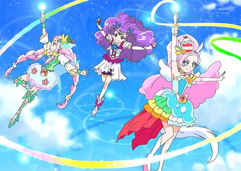 【HUGっと!プリキュア】第37話「未来へ!プリキュア・オール・フォー・ユー!」22