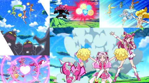 【HUGっと!プリキュア】第37話「未来へ!プリキュア・オール・フォー・ユー!」19