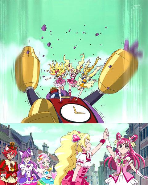 【HUGっと!プリキュア】第37話「未来へ!プリキュア・オール・フォー・ユー!」04