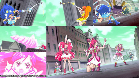 【HUGっと!プリキュア】第37話「未来へ!プリキュア・オール・フォー・ユー!」02