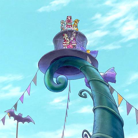 【HUGっと!プリキュア】第38話「幸せチャージ!ハッピーハロウィン!」14