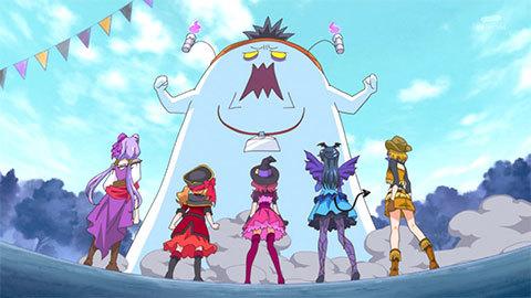 【HUGっと!プリキュア】第38話「幸せチャージ!ハッピーハロウィン!」13