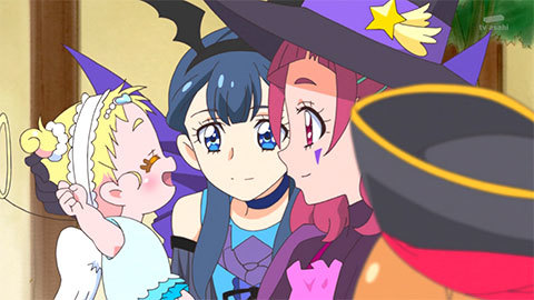 【HUGっと!プリキュア】第38話「幸せチャージ!ハッピーハロウィン!」11