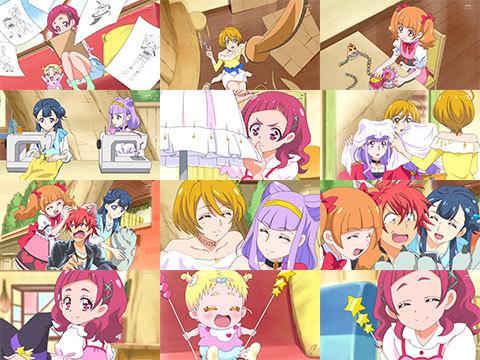【HUGっと!プリキュア】第38話「幸せチャージ!ハッピーハロウィン!」04