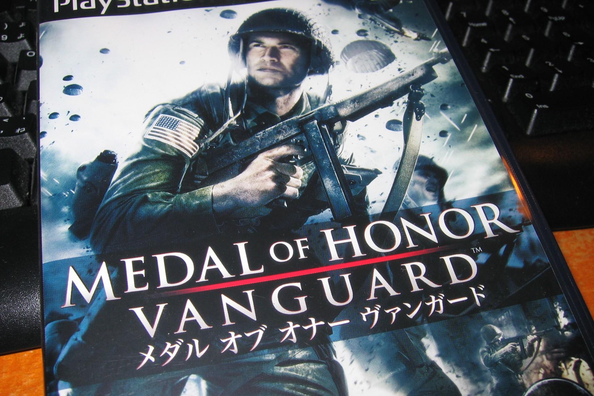 レビュー PS2 「Medal of Honor ...