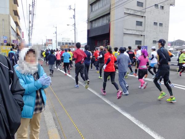 高松・丸亀ハーフマラソン