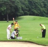 ゴルフアタマ