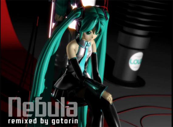 Nebula remixed by HaruP