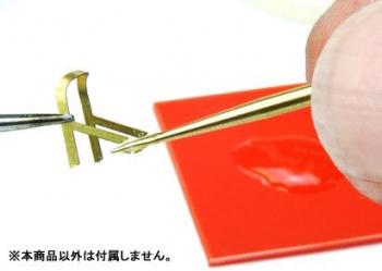 真鍮製爪楊枝 (3本入り)[アモ] (2)