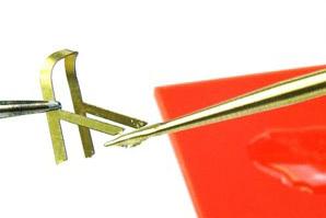 真鍮製爪楊枝 (3本入り)[アモ] (2)t