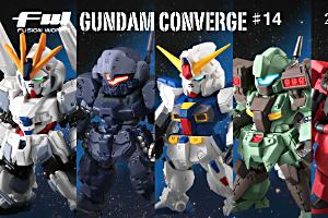 FW GUNDAM CONVERGE #14t