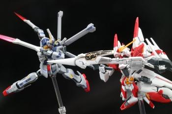 HGBF クロスボーンガンダム魔王 (1)