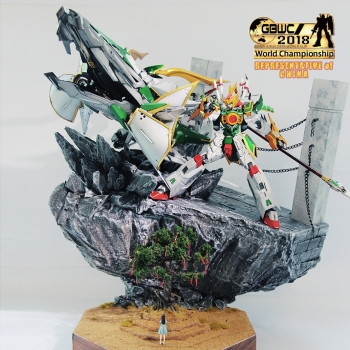 OPEN COURSE CHAMPION -GBWC2018 FINALIST- 中国