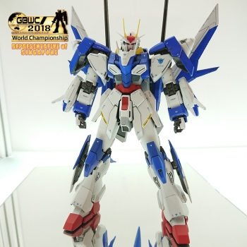 JUNIOR COURSE CHAMPION -GBWC2018 FINALIST- シンガポール