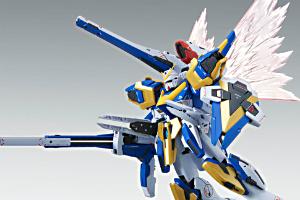 "MG V2ガンダム Ver.Ka用 拡張エフェクトユニット ""光の翼"" 【再販】t"