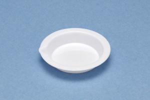 白い塗料皿 ベーシックタイプ(8枚入) (8)