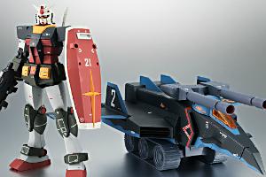 ROBOT魂 RX-78-2 ガンダム & Gファイター ver. A.N.I.M.E.~リアルタイプカラー~rt