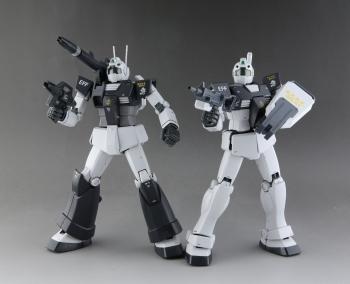 MG ジム・キャノン (ホワイト・ディンゴ隊仕様) (1)