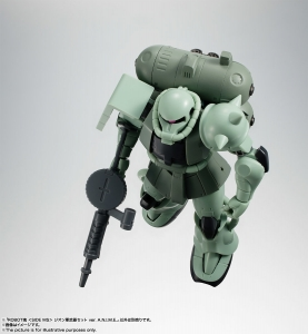 ROBOT魂 ジオン軍武器セット ver. A.N.I.M.E. (3)