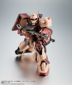 ROBOT魂 ジオン軍武器セット ver. A.N.I.M.E. (5)