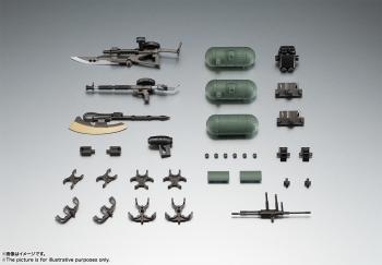 ROBOT魂 ジオン軍武器セット ver. A.N.I.M.E. (1)
