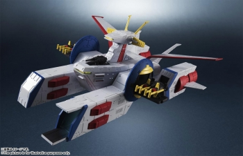 輝艦大全 ペガサス級強襲揚陸艦2番艦 ホワイトベース (6)